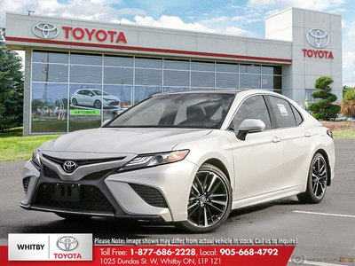 2019 Toyota CAMRY XSE LB20