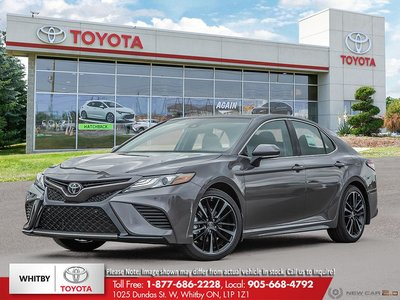 2019 Toyota CAMRY XSE LB30
