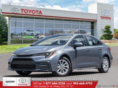 2020 Toyota COROLLA SE CVT FC20