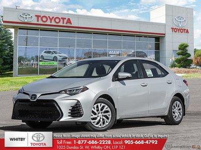 2019 Toyota COROLLA SE/XSE