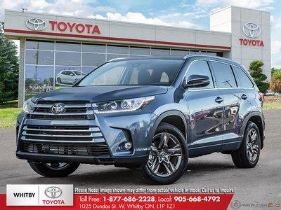 2019 Toyota HIGHLANDER LIMITED AWD LA20