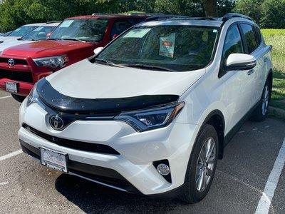 2017 Toyota RAV-4 LTD AWD Limited