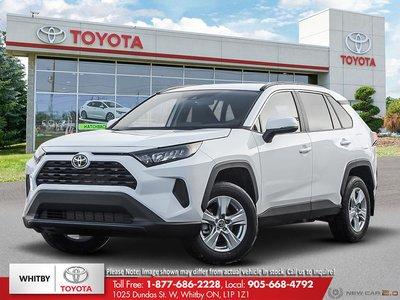 2019 Toyota RAV4 LE AWD LE
