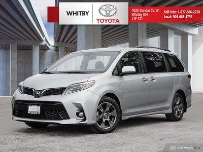2019 Toyota SIENNA SE AWD SE