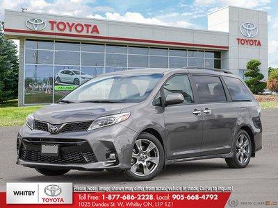 2019 Toyota SIENNA SE FWD 8-PASS SE