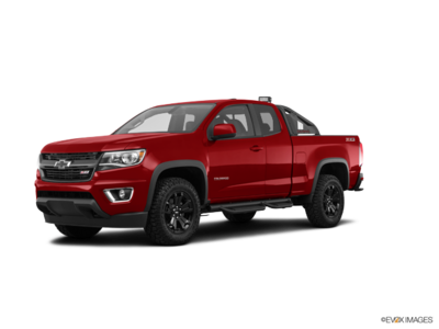 Chevrolet COLORADO 4WD CREW CAB Z71 SHORT BOX (4Z7) 4WD Z71 2019