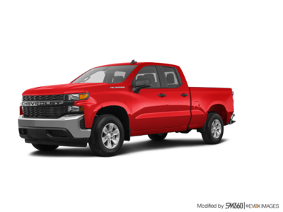 Chevrolet K1500 SILVERADO CREW CAB LT TRAIL BOSS STD/BOX (2LT) LT Trail Boss 2019