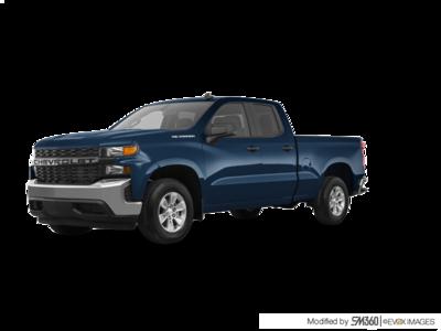 Chevrolet K1500 SILVERADO CREW CAB LT TRAIL BOSS STD/BOX (2LT) LT Trail Boss 2019
