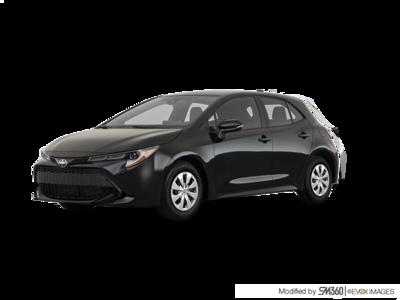2019 Toyota COROLLA HATCHBACK 6MT