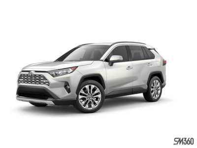 2019 Toyota RAV4 LIMITED AWD Limited