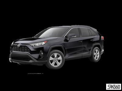 2019 Toyota RAV4 XLE AWD EA20