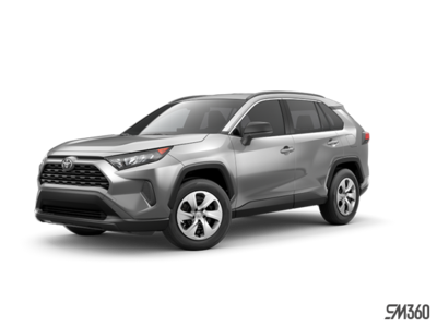 2019 Toyota RAV4 LE FWD LE