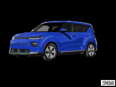 2020 Kia SOUL EV LIMITED EV Limited