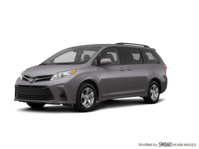 2020 Toyota SIENNA LE FWD 8-PASS LE