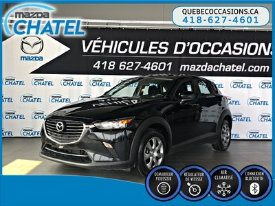 2016 Mazda CX-3 GX - CRUISE - BLUETOOTH - A/C