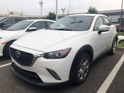 Mazda CX-3 GS-L AWD - TOIT OUVRANT - CUIR - SIÈGES CHAUFFANTS 2016