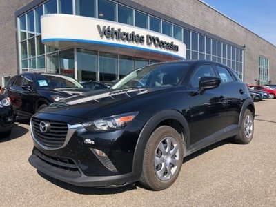 Mazda CX-3 GX AWD - CRUISE - BLUETOOTH - CAMÉRA 2017
