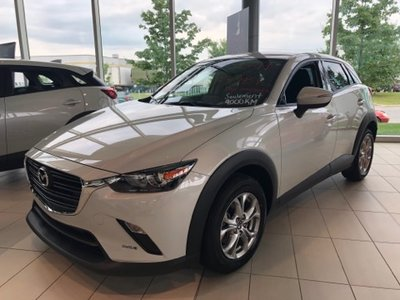 Mazda CX-3 GS AWD 2019