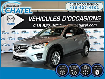 2016 Mazda CX-5 GX AWD - CRUISE - BLUETOOTH -  A/C