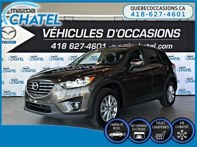 Mazda CX-5 GS AWD - TOIT OUVRANT - CAMERA - BLUETOOTH 2016