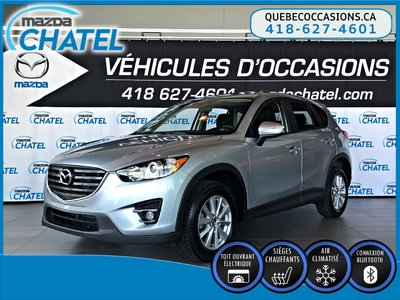 Mazda CX-5 GS AWD - TOIT OUVRANT - SIEGES CHAUFFANTS - CAMÉRA 2016