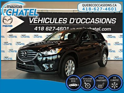 2016 Mazda CX-5 GS AWD - TOIT OUVRANT - CRUISE - CAMÉRA