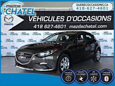 Mazda3 Sport GX - BLUETOOTH - A/C 2015