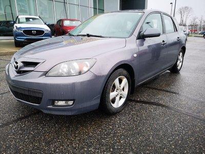 2008 Mazda Mazda3 Sport GX - JANTES - A/C - AUDIO AU VOLANT