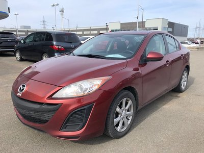 Mazda Mazda3 GS - CRUISE - BLUETOOTH - A/C 2011