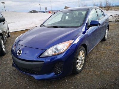Mazda Mazda3 GS-SKY - BLUETOOTH - A/C - DÉMARREUR 2012