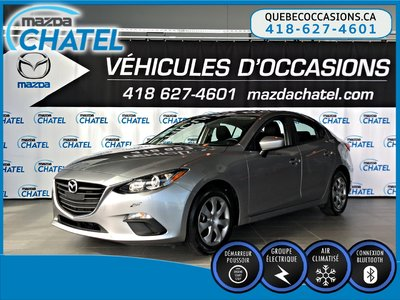 Mazda Mazda3 GX - BLUETOOTH - A/C 2014
