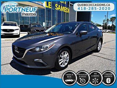 Mazda3 GS - A/C - BLUETOOTH - DÉMARREUR 2014