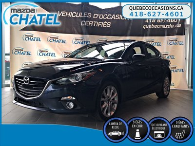 2015 Mazda Mazda3 GT - CUIR - TOIT OUVRANT - BOSE