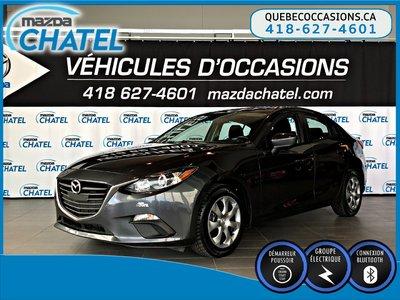 2015 Mazda Mazda3 GX - MANUELLE - BLUETOOTH