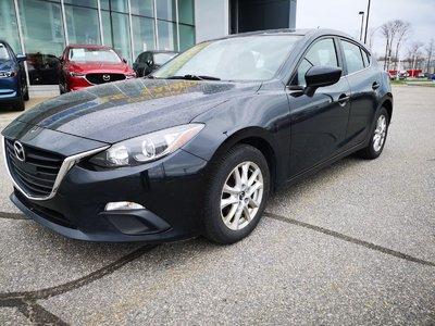 2015  Mazda3 Sport GS - BLUETOOTH - A/C - GROUPE ÉLECTRIQUE