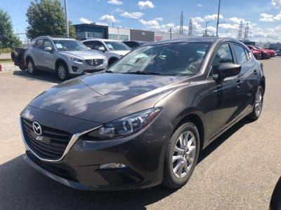 2015  Mazda3 Sport GS - SIÈGES CHAUFFANTS - CRUISE - BLUETOOTH