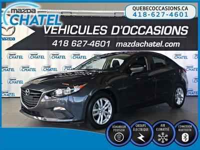 Mazda3 GX - AUTO - A/C - BLUETOOTH - MAGS 2015