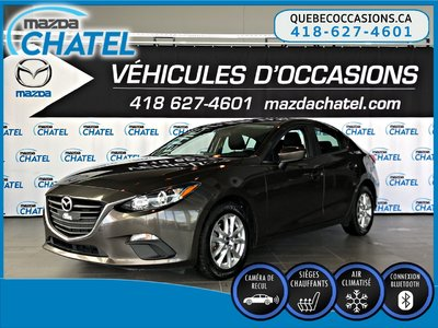2016 Mazda Mazda3 GS - CAMÉRA - SIEGES CHAUFFANTS - MAGS