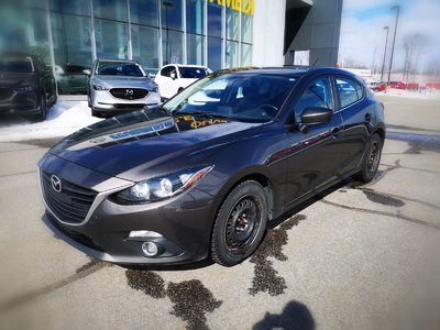 Mazda Mazda3 GS - BLUETOOTH - SIÈGES CHAUFFANTS - CAMÉRA 2016