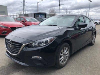 2016 Mazda Mazda3 GS - SIÈGES CHAUFFANTS - CAMÉRA - BLUETOOTH