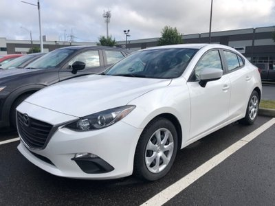 2016  Mazda3 GX - CRUISE - BLUETOOTH - CAMÉRA
