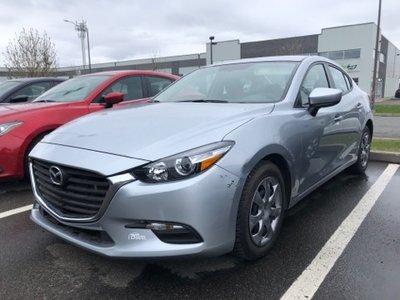 Mazda Mazda3 GX - AUTO - A/C - BLUETOOTH 2017