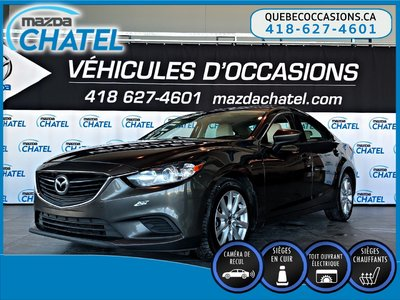 Mazda Mazda6 GS-L - CUIR - TOIT OUVRANT - SIEGES CHAUFFANTS 2016
