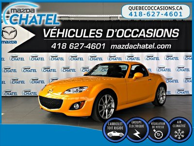 Mazda MX-5 GS - TOIT RIGIDE - CRUISE - A/C 2009