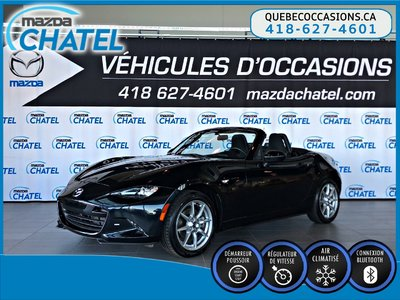 Mazda MX-5 GX- A/C - CRUISE - BLUETOOTH 2017