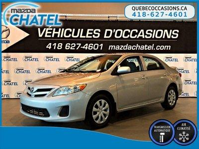 Toyota Corolla CE - AUTO - A/C 2012