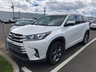 Toyota Highlander LIMITED - TOIT PANO - CUIR - SIÈGES CHAUFFANTS 2018