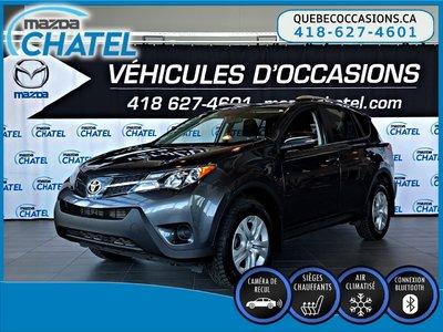 Toyota RAV4 LE - CAMÉRA - SIÈGES CHAUFFANTS - CRUISE 2015