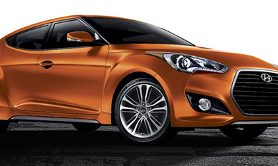 Hyundai Veloster 2016 : design inimitable et performances extrêmes