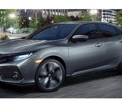 La Honda Civic Hatchback 2018-2019 fait tourner les têtes!
